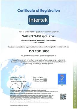 Certifikat 2015 - 2018 AJ